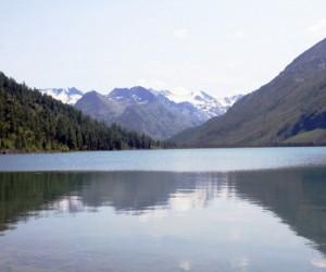Средне-Мультинское озеро